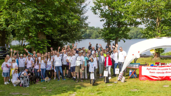 The AAT's Windsor Great Park Walk 2018 proves a roaring success