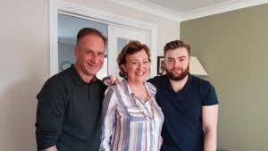 What it's really like to help your son deal with mental health challenges as a result of AA